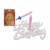 Birthday Candles (15)