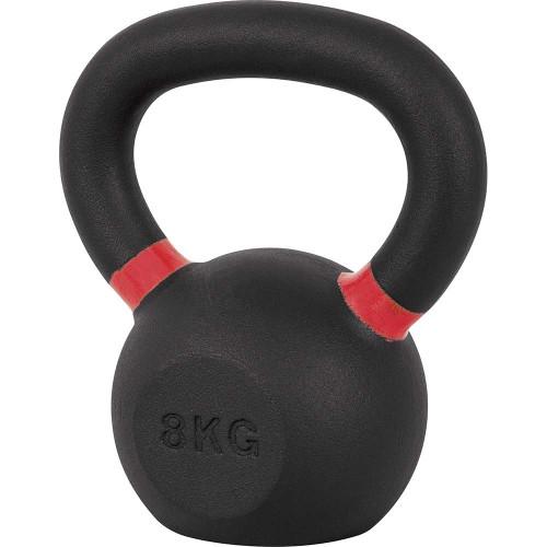 Kettlebell μαντεμένιο 6kg  44681