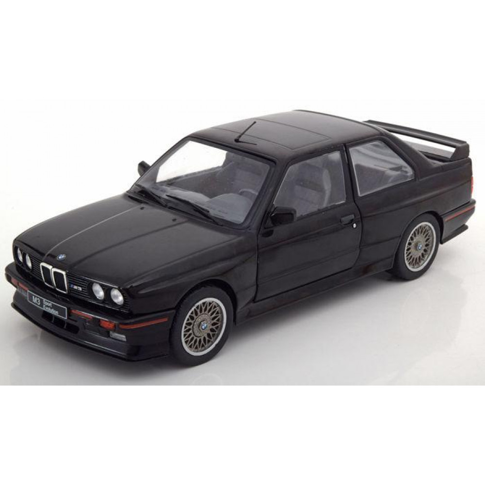 BMW M3 E30 SPORT EVOLUTION 1990 ΜΕΤΑΛΛΙΚΟ ΜΕ ΑΝΟΙΓΟΜΕΝΕΣ